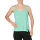 asics Loose Tank Women Opal Green Heather